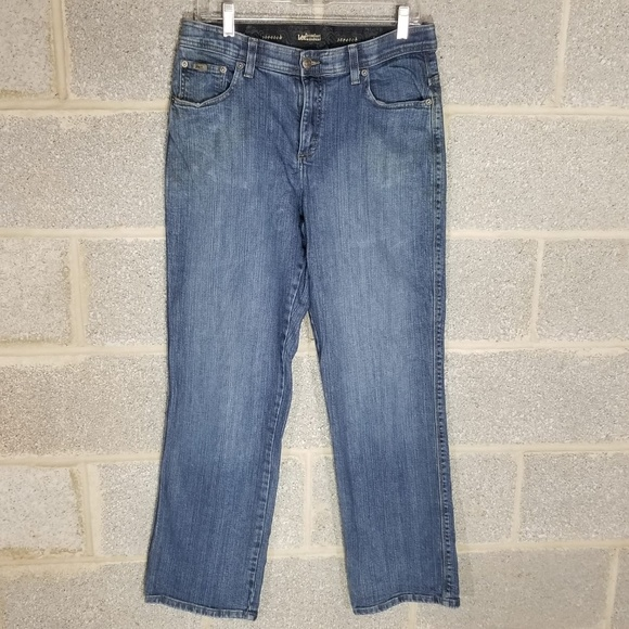 new high quality sale usa online where to buy Lee Comfort Waist band Women's Jeans Pant Size 12
